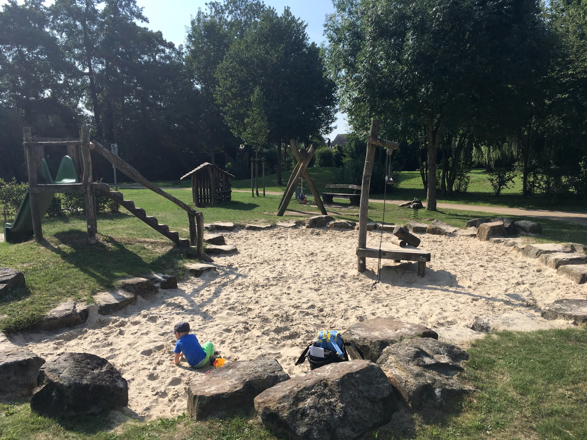 Spielplatz Alte Landwehr – Stadt Versmold